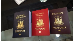 passport types
